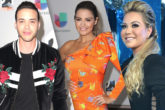 maite perroni, premios juventud, red carpet, photos, prince royce, chiquis