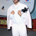 BEST: Maluma went back to the Roaring 20s for the inspiration for this look. (Univision/GettyImages)